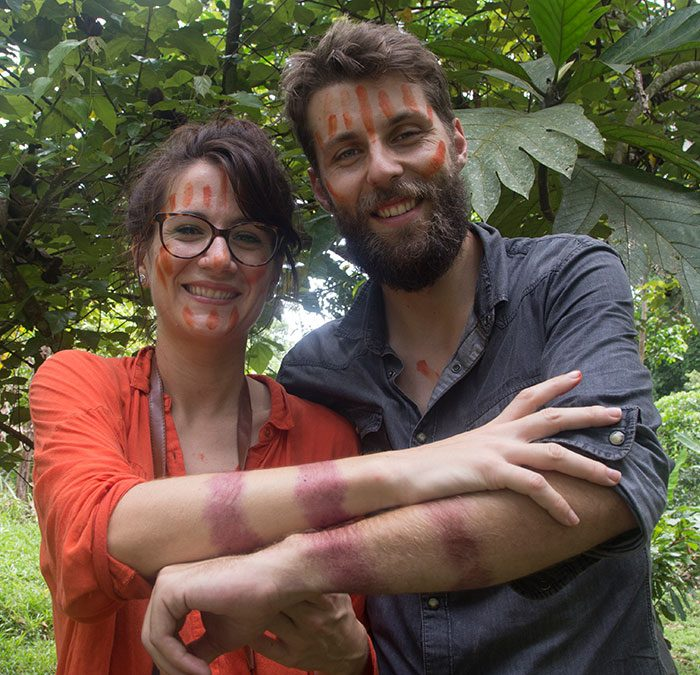 Discover yourself as a couple exploring the Amazon