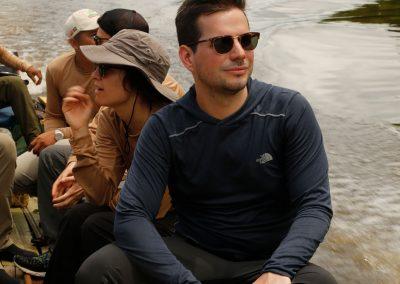 tourist-enjoying-while-sailing-on-the-amazon-river